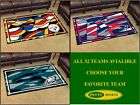 Steelers Eagles Bills Cowboys Patriots 4 x 6 Ultra Plush Area Rug NFL FANMATS $149.99 USD on eBay