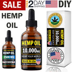 Organic Hemp Oil for Pain Relief Help to Sleep Joint Support Anti Inflammatory $13.99 USD on eBay