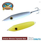 Samson Lures Enticer Minnow Top Water/Sub Baits - Bass Tuna Jacks Fishing Tackle