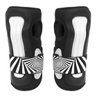 Smith Scabs Pro Wrist Stabilizer Guards Hypno color New Pads Derby Skate image