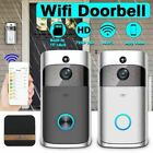 Wireless Smart Doorbell Camera WiFi Remote Video Home Security Door Bell