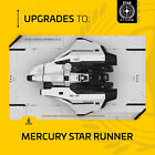 Star Citizen - UPGRADES to MERCURY STAR RUNNER - CCU