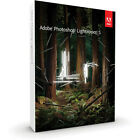 OEM Adobe Photoshop Lightroom 5 6 Software DVD For Windows / Mac OS -Physical CD