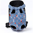 Pet Carrier Backpack Adjustable Pet Front Cat Dog Carrier Travel Bag Legs Out
