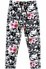 Camo Hibiscus Flower Amazing Buttery Soft Leggings Kid's S-M-L