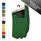 MG TF Car Mats (2002 - 2005) Green Tailored