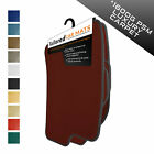 Jaguar S Type Car Mats (2001 - 2008) manual Burgundy Tailored