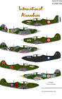 International P39 Euro Decals in 1/72  1/48 scale