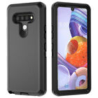 For LG Stylo 5/Stylo 4 Plus 5X 6 Case Shockproof Belt Clip Fits Otterbox Defense