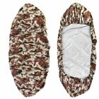 Camouflage Canoe Kayak Boat Waterproof UV Resistant Dust Storage Cover Shield US