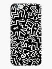 Society keith haring Iphone Case 5s 6s