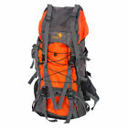 NEW 60L Outdoor Camping Hiking Climbing Large Bag Internal Frame Pack Backpack