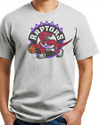 Toronto Raptors T-shirt. NBA Ash, White S-3-XL 100% Cotton. Free Ship USA on eBay