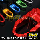 For Triumph Daytona 600 02-03 Tiger 955i 01-07 Front Rider Wide Footpegs $46.8 USD on eBay