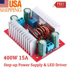 400W DC DC Step Up Boost Buck Voltage Converter Power Supply Module CC ADJ OZ