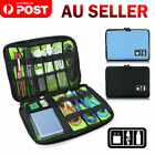 Waterproof Travel Storage Bag Electronics USB Charger Case Data Cable Organizer