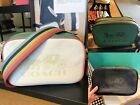 COACH JES CROSSBODY Leather RubyMulti COLORBLOCK Shoulder PURSE F72704