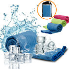 Ice Instant Cooling Towel Chilly Pad Sweat Neck Sports Running Cycling Gym Yoga image