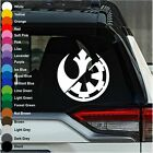 REBEL ALLIANCE INSIGNIA STAR WARS DECAL Vinyl Sticker Car Laptop Walls Windows $3.99 USD on eBay