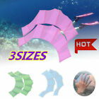 HydraHand Frog Silicone Handcuffs Hand Swimming Fin Flippers Swim Palm Finger  U