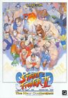 155044 Super Street Fighter Classic Wall Poster Print UK