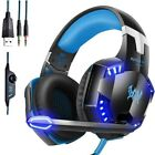 EACH G2000 Stereo Bass Surround Gaming Headset for PS4 New Xbox One PC w/ Mic CH for sale  Shipping to Canada
