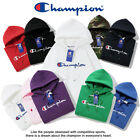 2019 Womens Mens Classic Champion Hoodies Embroidered Hooded Sweatshirts