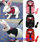 Kyпить Pet Squirrel Breathable Cat Dog Harness Pet Vest Hamster Rabbits Leash Bowtie US на еВаy.соm