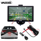 "7"" inch GPS Navigation System Bluetooth Lifetime Maps 8GB Navigator Sav Nav"