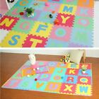 4 Types Baby Play Mat - Large Double Sides Non-Slip Waterproof Portable USA Lot