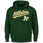 Oakland Athletics New Era MLB Hooded Fleece [Small and Medium] on Ebay