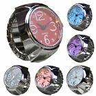 Women's Quartz Analog Creative Steel Cool Finger Ring Watch Ladies Wristwatches  image