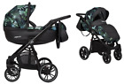 Stroller BABYACTIVE Mommy 4in1 Pram Sport seat Carrycot Car seat+Isofix Base