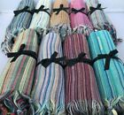 NEW SEASON PAREO Ponpon Bolero TURKISH Peshtemal 100 Cotton, Beach Towel