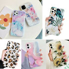 F Iphone 12 11 Pro Max 8 7 Xs Xr X Shockproof Flower Cute Girls Women Case Cover