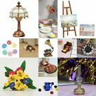 1:12 Miniature Dollhouse FAIRY GARDEN Accessories Ornaments Decor Home Toy W4J2
