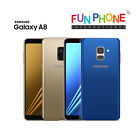 Samsung Galaxy A8 Blue/Gold 32GB - GSM Unlocked Smartphone Excellent Condition