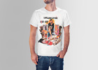 James Bond T-shirt 007 Live Let Die retro vintage 70's film graphic cotton tee $13.99 USD on eBay