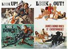 """Thunderball - Vintage Movie Poster"" Poster Print $24.99 USD on eBay"