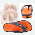 Mens Boys Flip Flops Sandals Beach Soft Slippers EVA Home Casual Shoes Summer