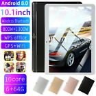 10.1'' Android 8.0 Ten Core 6+64gb Tablet Pc Tf Slot Dual Cam Wifi Bluetooth 4.0