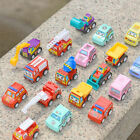 6pcs Pack Kids Car Toys Classic Truck Vehicle Small Pull Back Car Festival Gift
