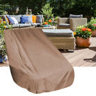 Garden Patio Waterproof Furniture Chair Cover Single For Home Deck Lawn Outdoor