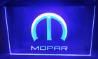 Mopar LED Sign Dodge Hemi Plymouth Chrysler Neon High Quality Gift Birthday $21.99 USD on eBay