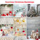 Kyпить Christmas Day Seamless Photography Backdrops Fireplace Snowman Ball Background на еВаy.соm