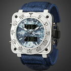 INFANTRY Wrist Watches Army Military Exercise Fight 13mm Thickness Chronograph image