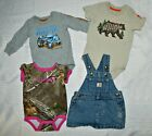 Carhartt Infant Clothing sizes 6-12 month
