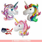 44' and 16' Rainbow Pink Unicorn Balloon Foil Party Party Supply Celebration