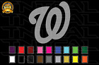 Washington Nationals Baseball Team Logo MLB Vinyl Decal Sticker Car Window Wall on Ebay
