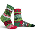 Mismatched Socks for Men and Women Recycled Cotton